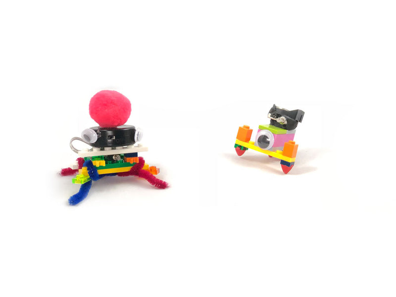 Wiggle Bot 2 Pack