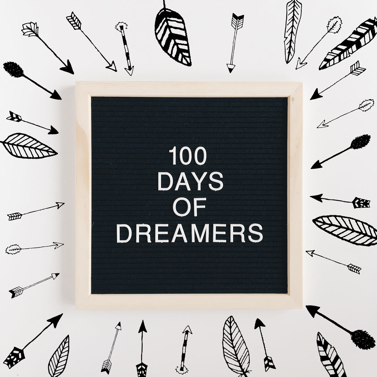 100 Days of Dreamers