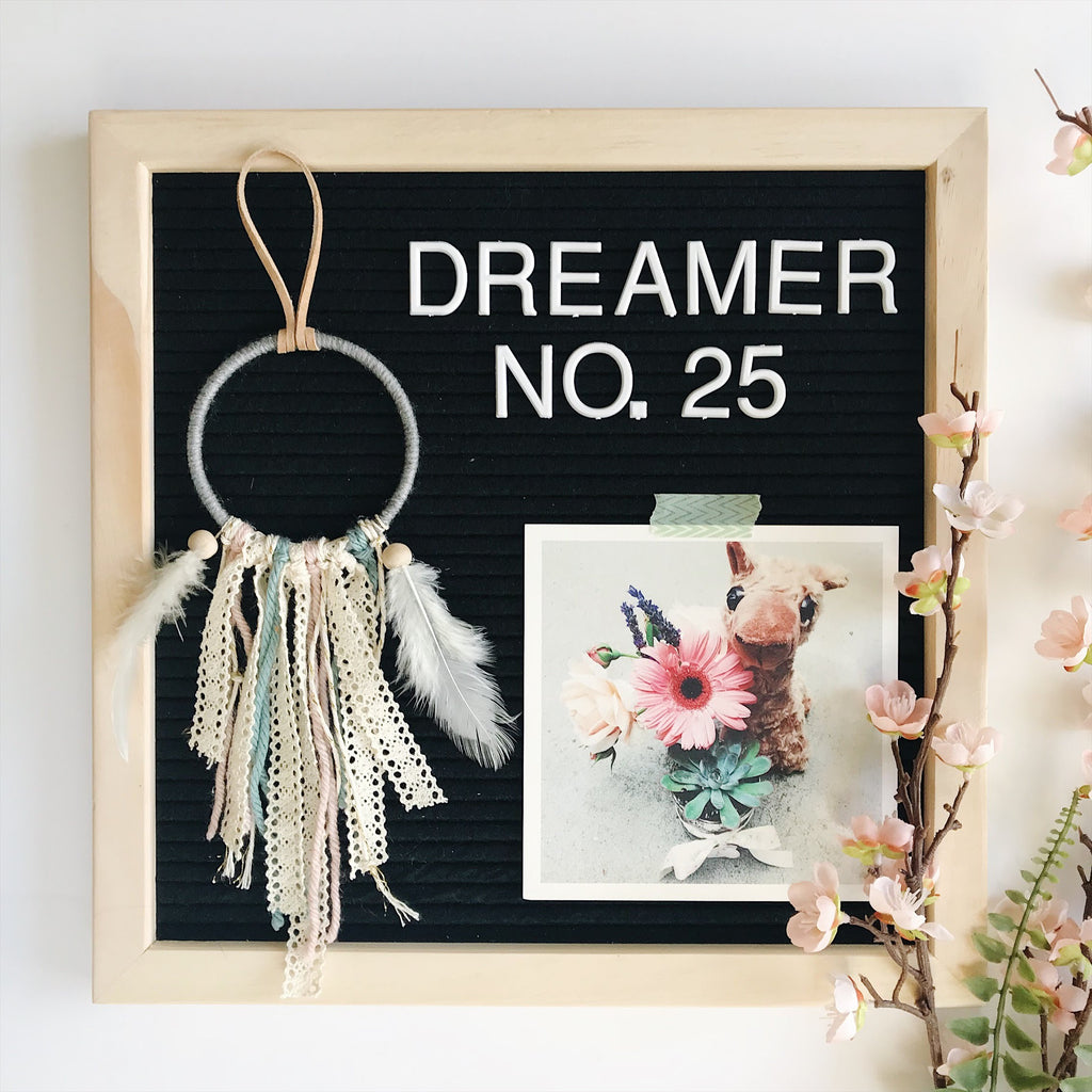Dreamer No. 25 | 100 Days of Dreamers