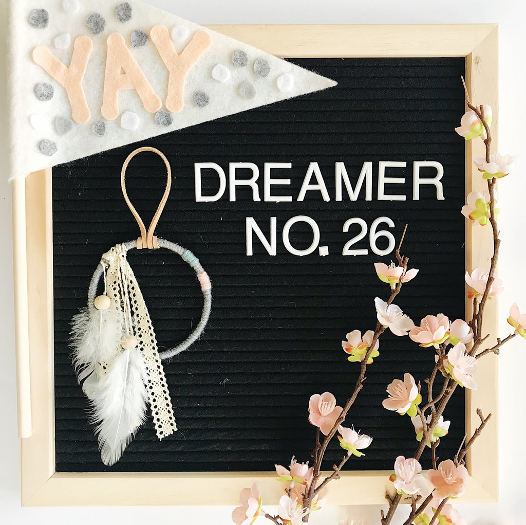 Dreamer No. 26 | 100 Days of Dreamers