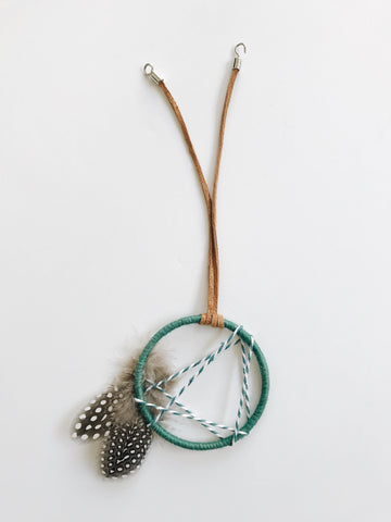 Car Dream catcher | Bast + Bruin