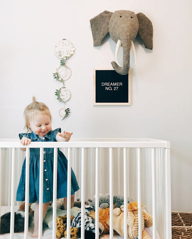 Nursery Dream Catcher | Bast + Bruin