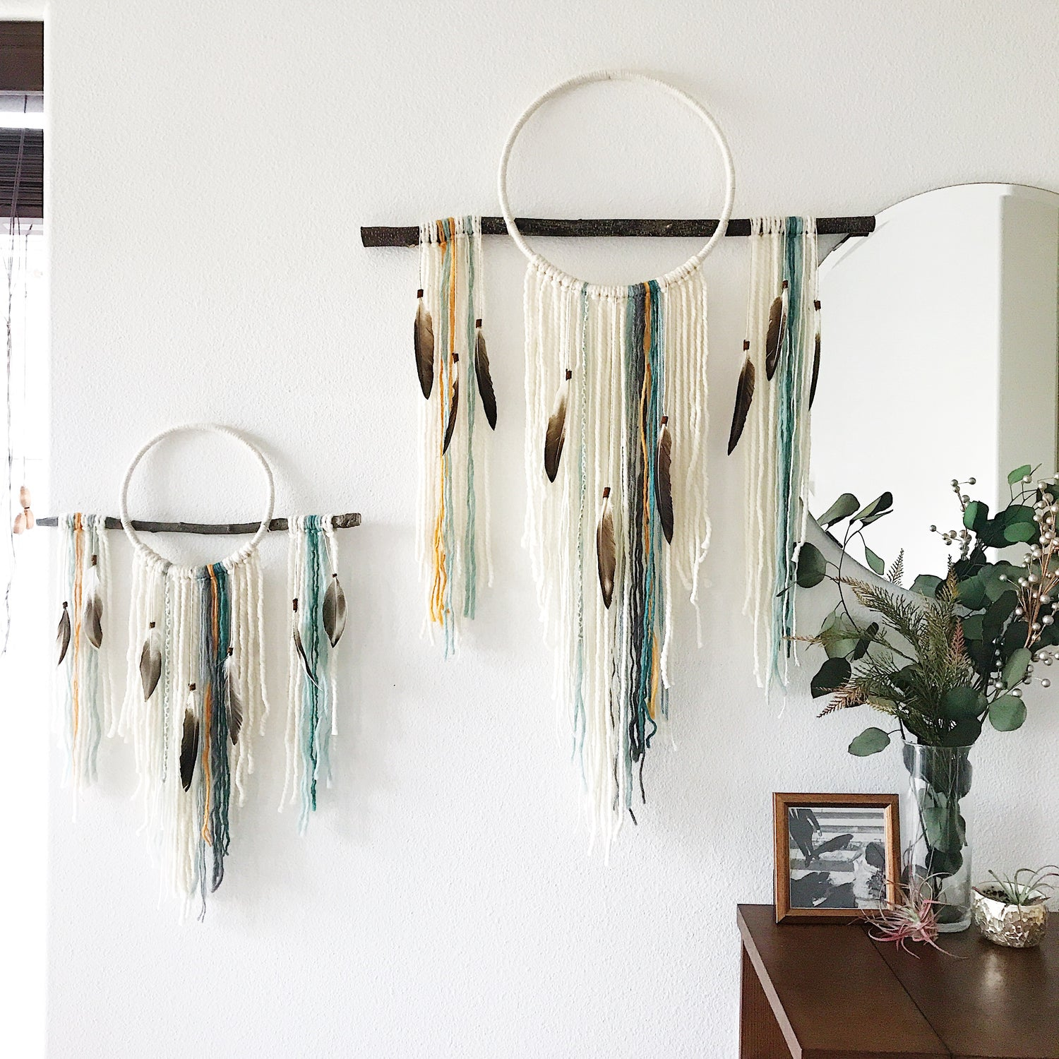 Small Rarefied Air Dream Catcher