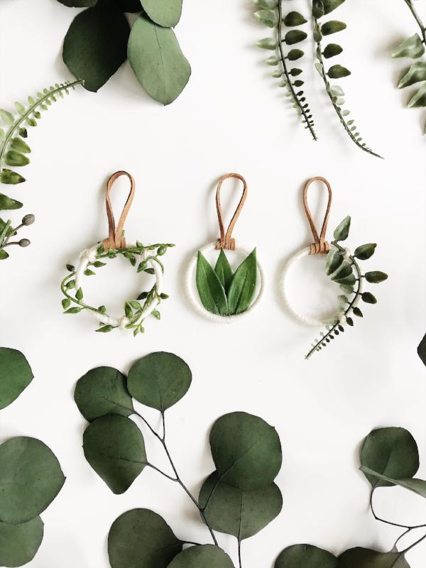 Greenery Wedding Favors | Bast and Bruin