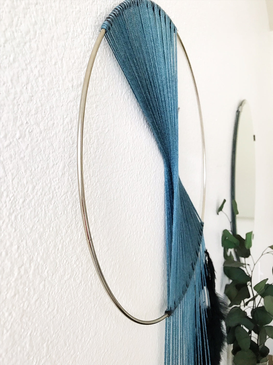 Waterfall Dream Catcher - Baltic Blue
