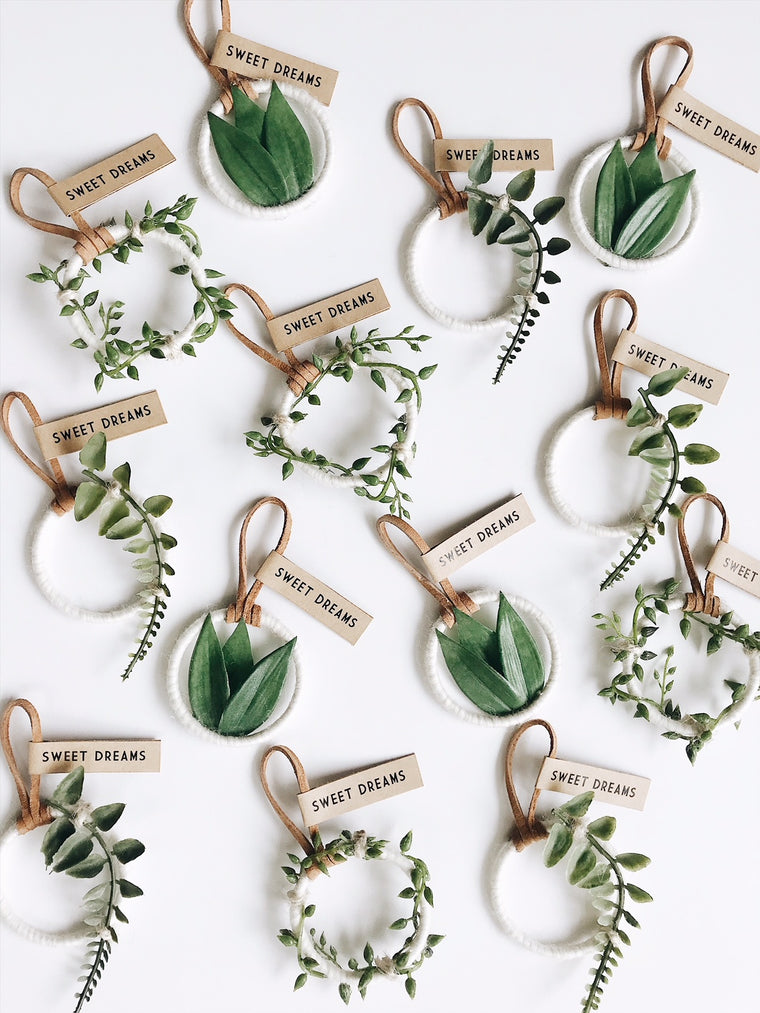 Kraft Paper Tags - Add On for Favors
