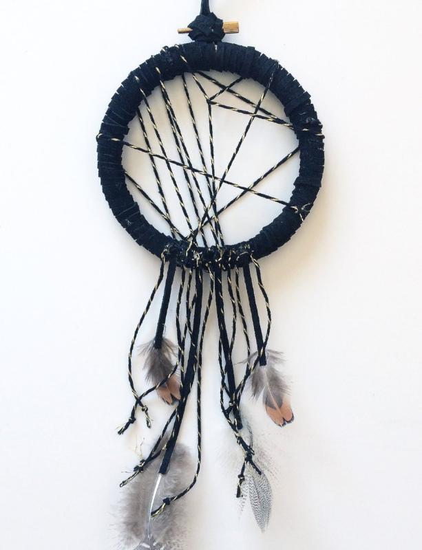 back side of dreamcatcher no 1 | bast + bruin