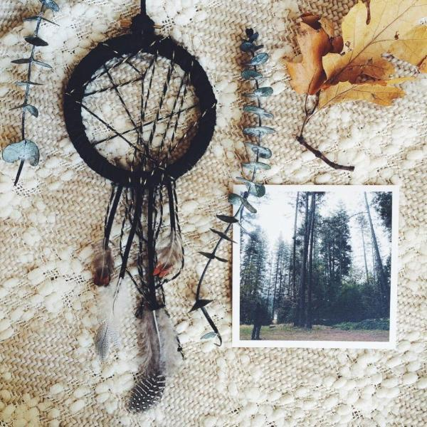 black dream catcher no 1 | bast + bruin