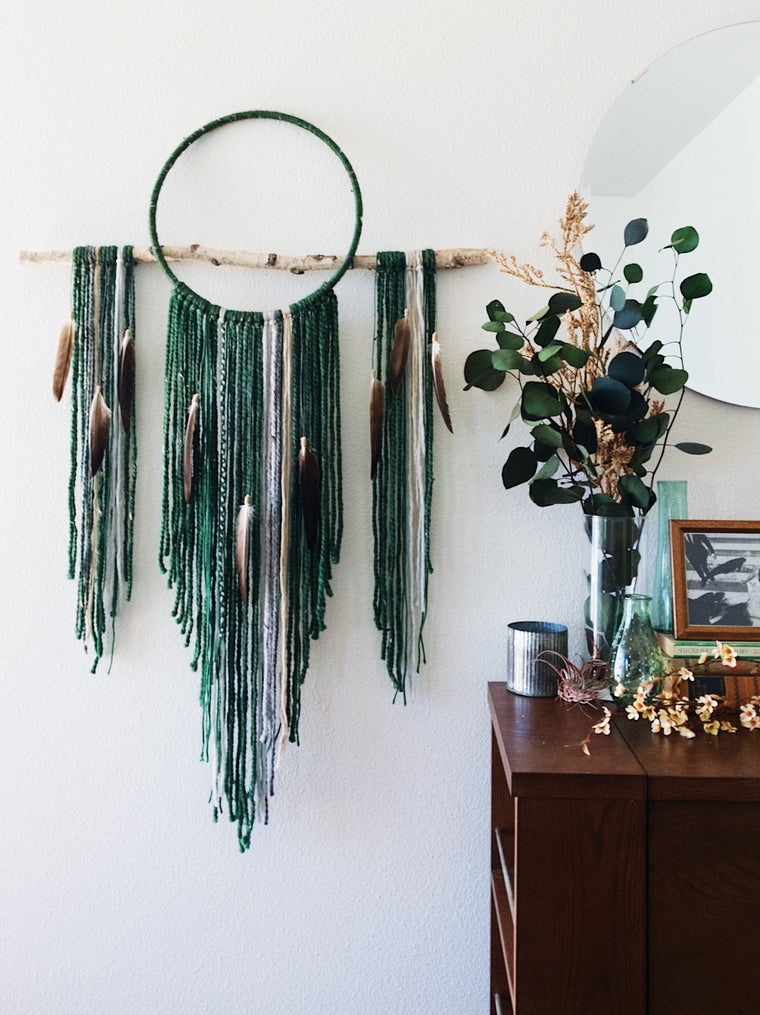 Rarefied Air Dream Catcher - Aspen