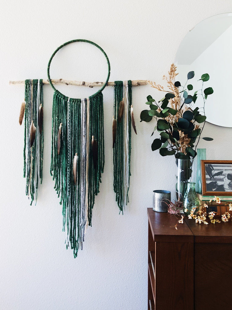 Rarefied Air Dream Catcher - Sea Spray