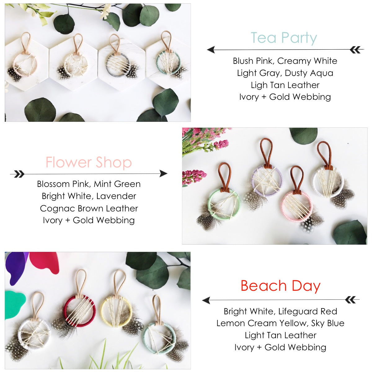 Tea Party Petite Favors