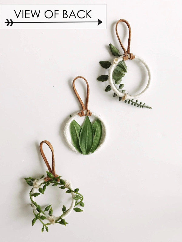 Green Catcher Petite Favors