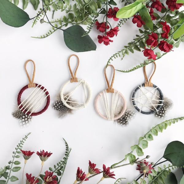 Mini Dream Catcher Party Favors | Bast + Bruin