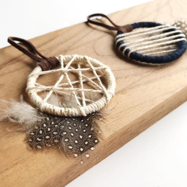 Dreamcatcher Favors by Bast + Bruin