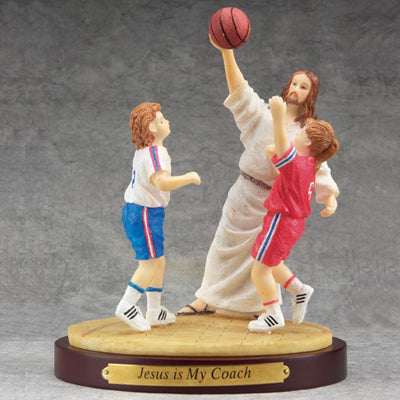 Jesus & Basketball - 13981