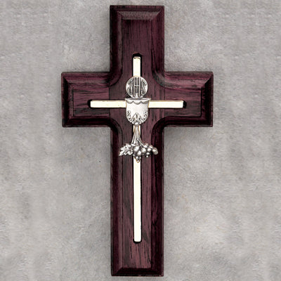 Rosewood Cross - 17396