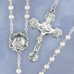 Pearl Rosary - 335/S