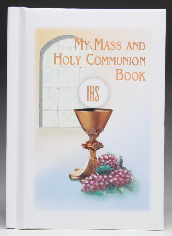 Mass & Communion Book - 6520