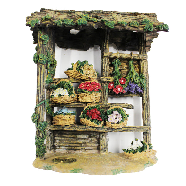 Fontanini Flower Shop Stand - 5 Inch Collection