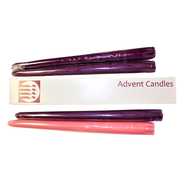 Advent Candles 4 Pack