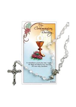 Communion Rosary Clear