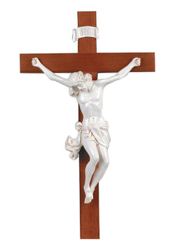 28in. Wood Crucifix-600/663