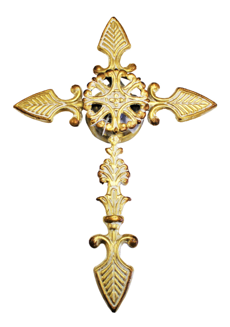 Metal Hanging Cross