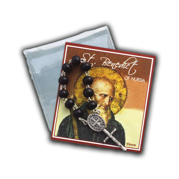 One Decade Rosary Prayer Folder-83/122/BEN