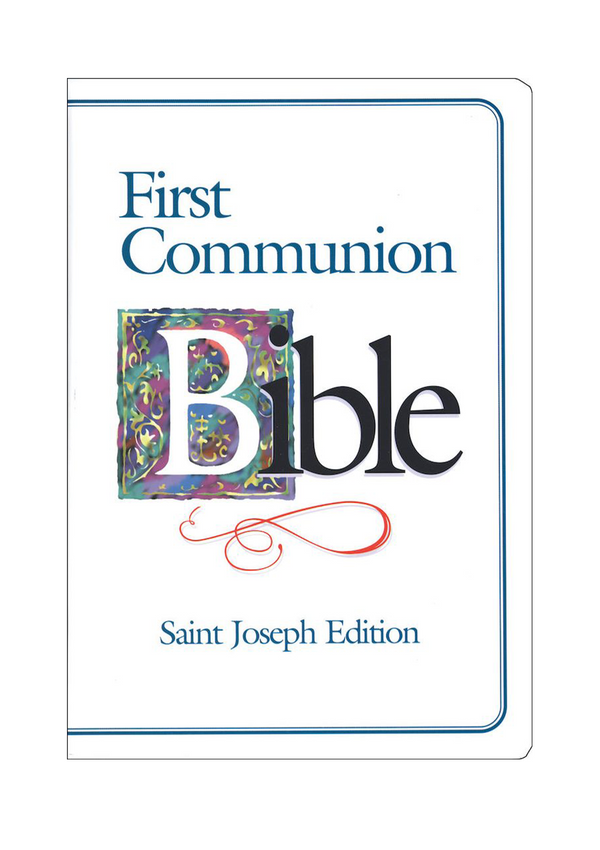 St. Joseph First Communion Bible