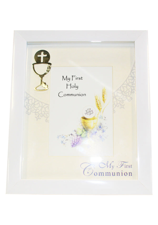 """My First Communion,"" Frame"