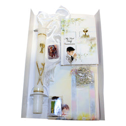 First Communion Gift Set For Boys
