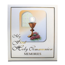 My First Holy Communion Memories Book