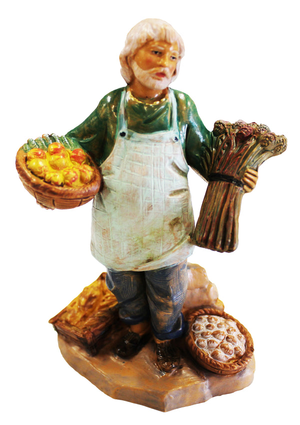 Fontanini Armoni The Produce Merchant - 5 Inch Collection