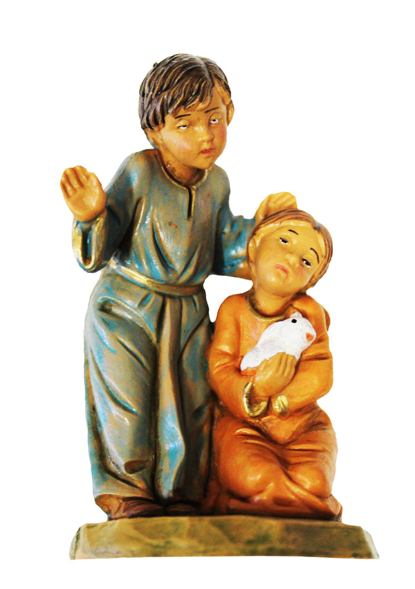 Fontanini Adah and Jason, Children - 5 Inch Collection