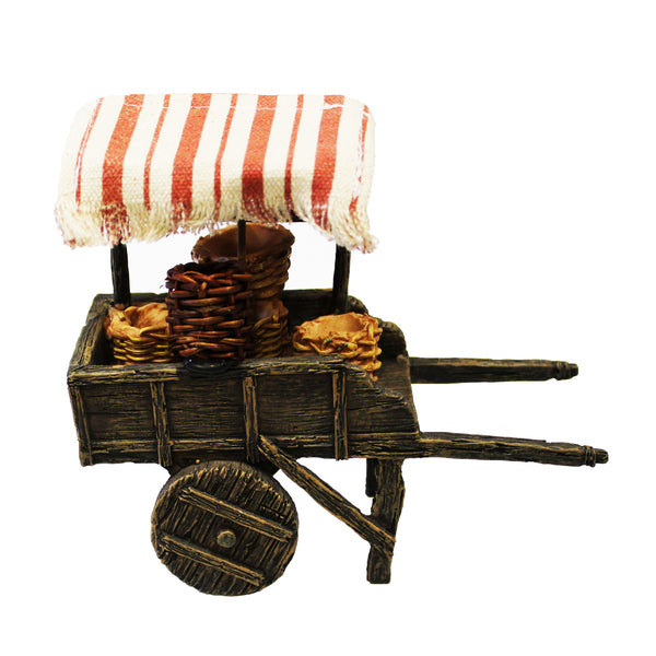 Fontanini Basket Cart -5 Inch Collection