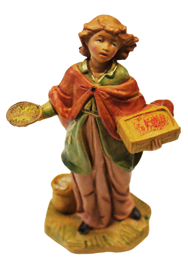 Fontanini Cassia The Spice Merchant - 5 Inch Collection
