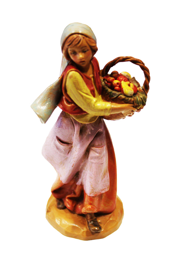 Fontanini Rachel, Villager - 5 Inch Collection
