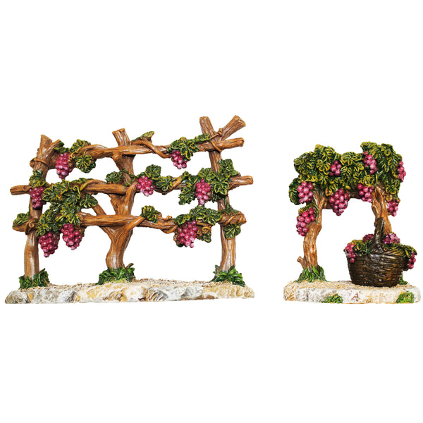 Fontanini Vineyard Fences - 5 Inch Collection