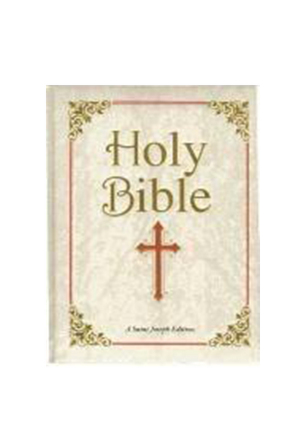 Family Bible St. Joseph New American Bible