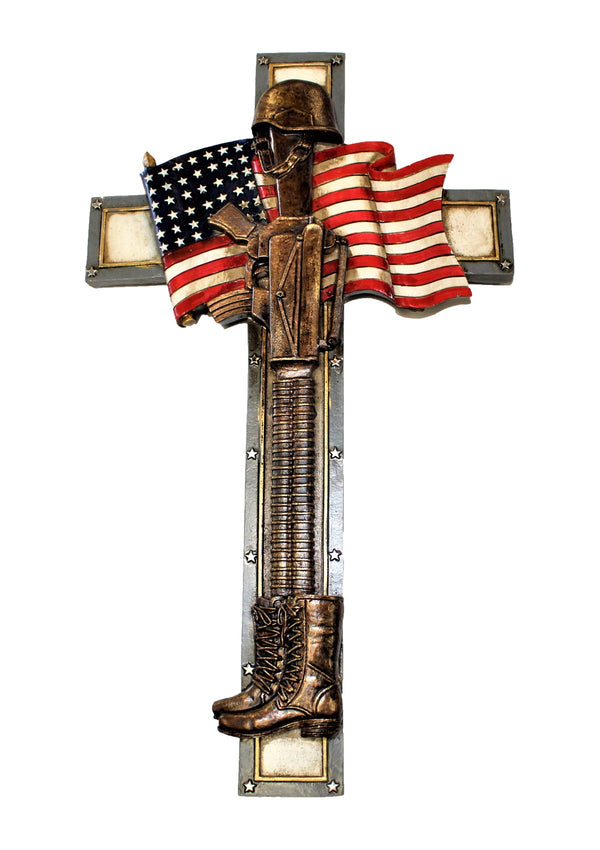 A Solider's Cross