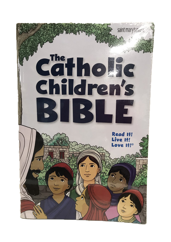 The Catholic Children Bible