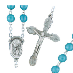 Marble Look Rosary - 982
