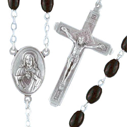 Glass Rosary - 2509