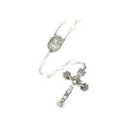 Mother of Pearl Rosary - 82235
