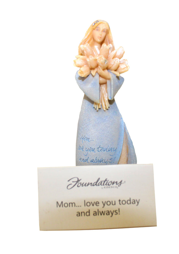 Foundations Mother Mini Angel Figurine