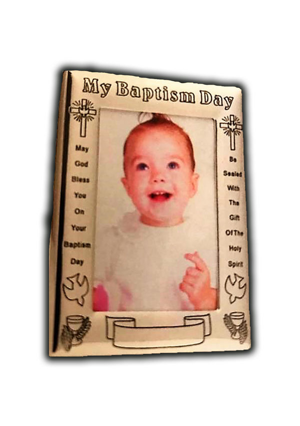 """My Baptism Day"" Frame-14826"