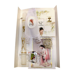 First Communion Gift Set For Girls