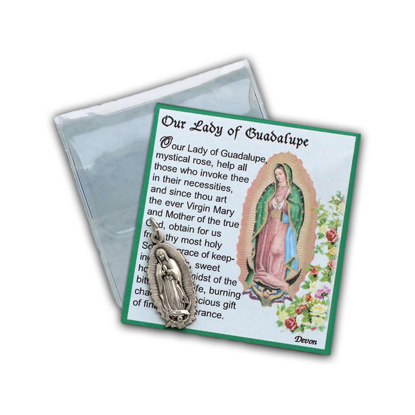 Our Lady of Guadalupe Prayer Folder-83/GU