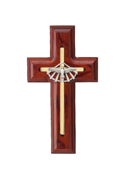 Rosewood Cross - 40420