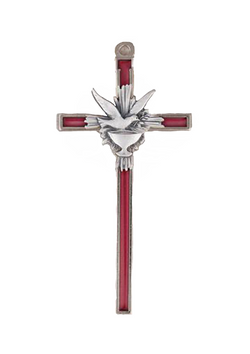 Silverplated Cross - 40847
